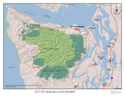 Federal Way Seattle Map by Sequim Tourism Wa Official Website Directions U0026 Map