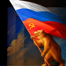 Soviet Russian Flag A New Russian Flag Liquid Ink