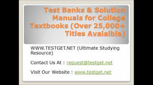 28 1 test banks for solution manuals 128860 fraud
