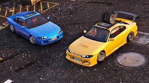 peugeot 504 tuning nissan silvia s15 add on replace tuning gta5 mods com