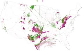 Forest And Waves State Of by The United States Of Oil And Gas Washington Post