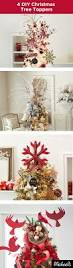 craft a unique topper for your christmas tree this holiday season