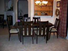 ethan allen dining table and chairs used used ethan allen dining room set furniture discontinued dining room