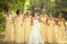 yellow dresses for weddings yellow green wedding colors yellow green wedding motif