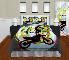 personalized motocross gear personalized motocross comforter motocross bedding sets dirt