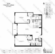 yacht club at portofino unit 1704 condo for rent in south beach