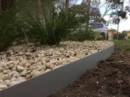 Bush Rock Garden Edging by Landscape Border Ideas Buscar Con Google Best Modern Garden Images