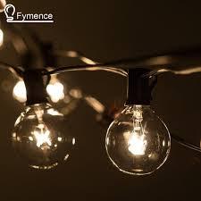 globe string lights brown wire globe string lights g50 25 clear globe bulbs on 25ft long black
