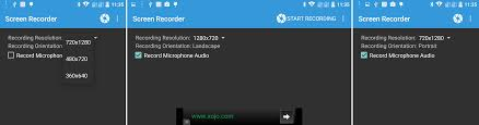 record on android how to record your screen in android lollipop no root required