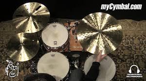 zildjian k light flat ride 20 zildjian 20 k light flat ride cymbal k0818 1123114hh youtube
