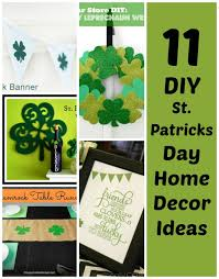 k home decor 11 diy st patrick s day decorations for your home