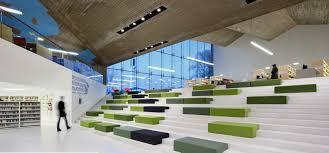 Interior Design Library by Seinäjoki City Library U2014 Jkmm
