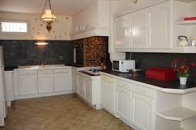 peindre cuisine chene peinture pour cuisine chene idée de modèle de cuisine
