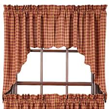 Prairie Curtains Crow Country Primitives