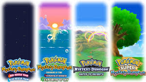 mystery dungeon all staff credits themes with intros