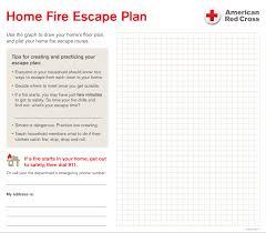 Fire Evacuation Floor Plan Template Home Fire Plans Home Plans
