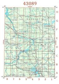 topo maps wisconsin themapstore usgs wisconsin topographic maps