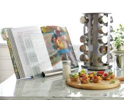 Spice Rack Holder Brushed Stainless Steel Spice Rack Williams Sonoma