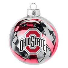 ohio state buckeyes ornament ohio state ornaments