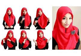 tutorial jilbab remaja yang simple 4 tutorial cara memakai hijab segi tiga untuk anak muda cantik dan