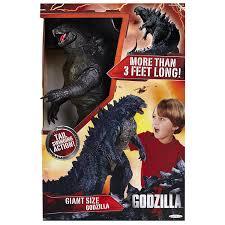 godzilla 24 big figure toys