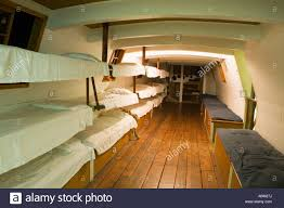 Boat Bunk Bed Packet Boat Interior With Bunk Beds For Erie Canal