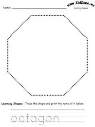 coloring page octagon color this picture of an octagon use it