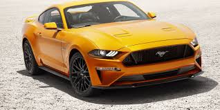 Ford Raptor Yellow - the 2018 ford mustang gt makes 460 hp 0 60 mph in under 4 0