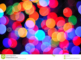 multi color defocus light background royalty free stock image