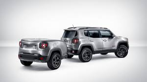 2015 jeep renegade autoblog jeep bringing renegade hard steel with adorable matching trailer to