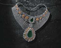 diamond necklace store images Diamond jewellery store in delhi india best designer bridal jpg