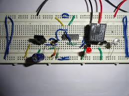 remote controlled toy car circuit diagram