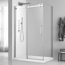1500 Shower Door Abbott Rolling Alcove Shower Door Threshold Acritec