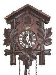 Modern Coo Coo Clock Maple Leaf Cuckoo Clock Clockinfo Com