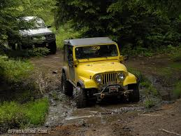 old yellow jeep offroad desktop wallpapers screensavers