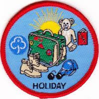 guide to holidays guide world traveller badge history of girlguiding