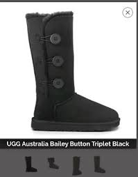 ugg boots sale parramatta ugg black bailey bow s shoes gumtree australia