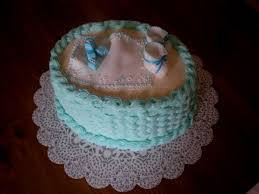 baby shower buttercream cake ideas decorating of party