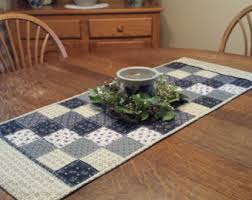 quilted table runner table runner country table runner