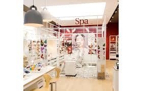 lighting store king of prussia kenneth park architects clarins