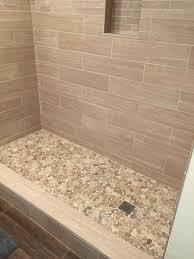 retiling bathroom shower