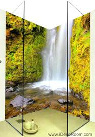 10 breathtaking wall murals for winter timewall homebase forest large image for 3d wallpaper waterfall rocks wall murals bathroom decals art print home office decorwall