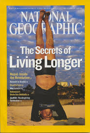 the secrets of living longer an article from national geographic