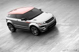 kahn range rover sport afzal kahn design u0027s range rover evoque haute living