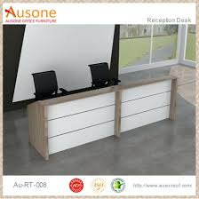 Simple Reception Desk Astonishing Modern Office Reception Counter Design For Hotel