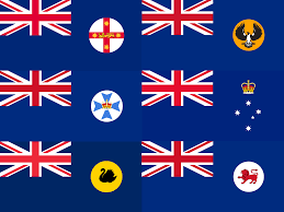 All The States Flags Australian State Flags Images Images Hd Download