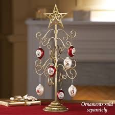 joyous tree ornament holder from collections etc