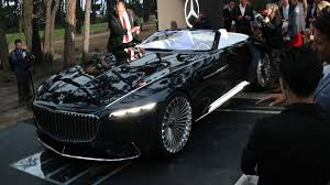 maybach mercedes coupe mercedes maybach 6 cabriolet is a gorgeous top down ev