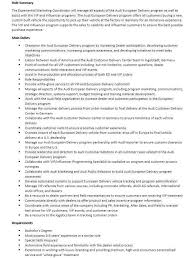 Experiential Marketing Resume Stephanie Simpson Professional Profile