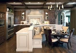 built in kitchen island kitchen island with bench seating bench for kitchen island kitchen